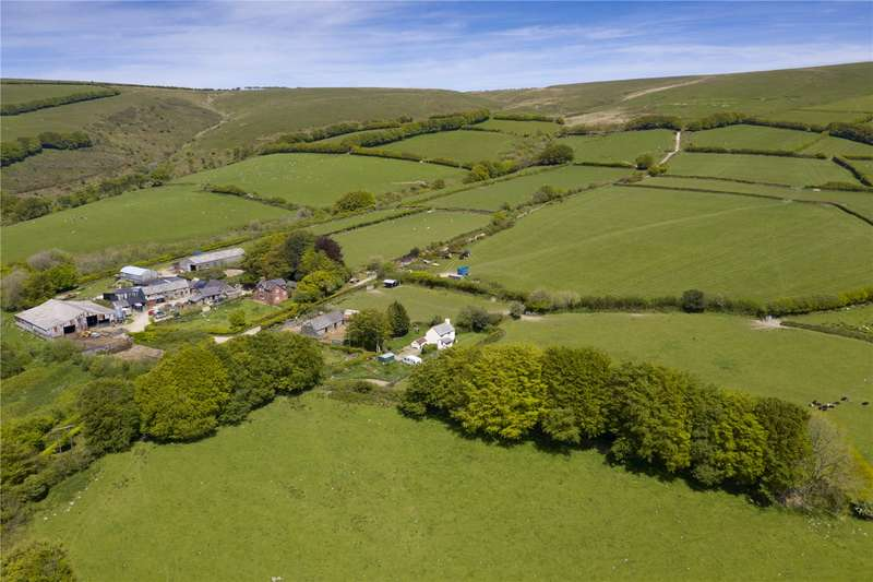 9 Bedrooms Farm Commercial for sale in Brayford, Barnstaple, Devon, EX32