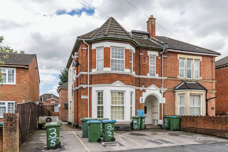 1 Bedroom Property for sale in Alma Road, Southampton, SO14