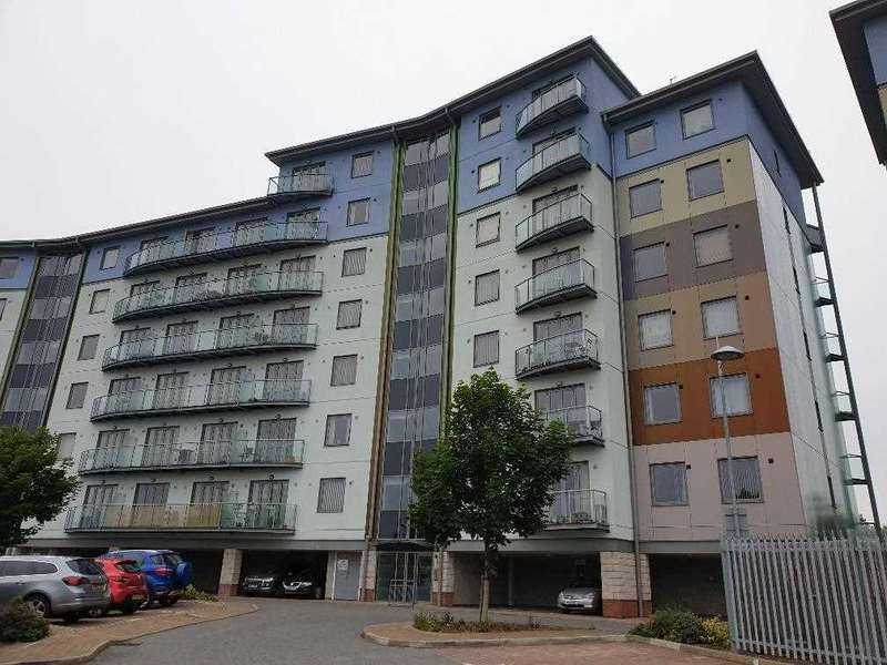 2 Bedrooms Apartment Flat for sale in Wave Close, Walsall