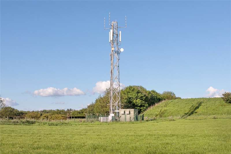 Farm Commercial for sale in Lot 7 East Tarbrax Farm - Mast Site, Burnbrae Road, Shotts, North Lanarkshire, ML7