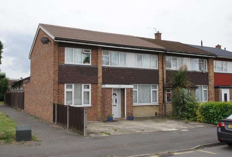 5 Bedrooms End Of Terrace House for sale in Parlaunt Road, Langley