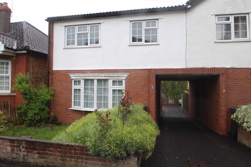 3 Bedrooms Semi Detached House for sale in Greendale Road, Redland, Bristol BS6 7LH