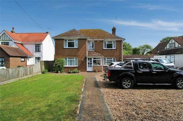 5 Bedrooms Detached House for sale in Littlestone Road, Littlestone, New Romney, Kent