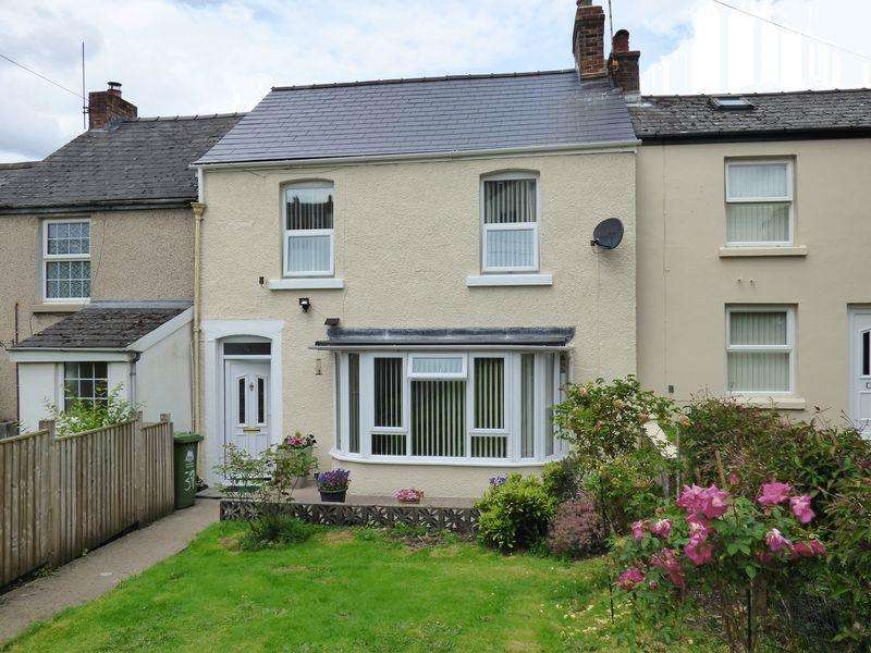 3 Bedrooms Terraced House for sale in Victoria Street, Cinderford