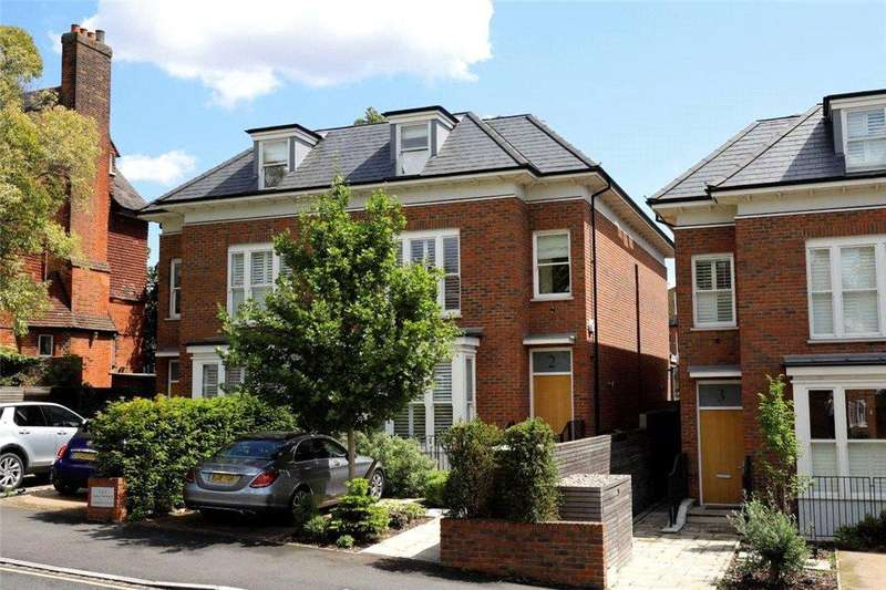 6 Bedrooms Semi Detached House for sale in Leopold Avenue, Wimbledon, SW19