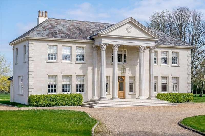 7 Bedrooms Detached House for sale in Threshers Bush, Hastingwood, Essex, CM17