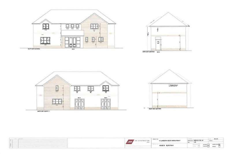 4 Bedrooms Detached House for sale in Lansdown Road, Abergavenny, Monmouthshire