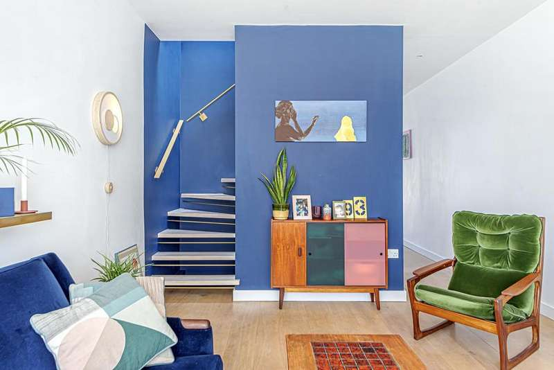 3 Bedrooms Terraced House for sale in Southampton Way, Camberwell