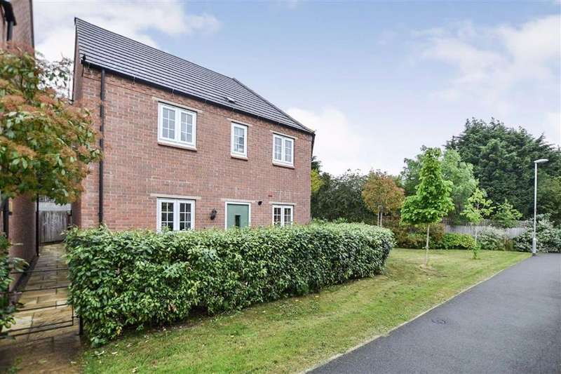 2 Bedrooms Apartment Flat for sale in Kibworth Harcourt