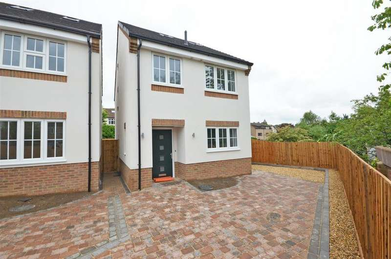 4 Bedrooms Detached House for sale in Close Place, 10 min walk to Luton Train Station