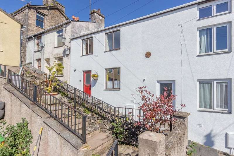 3 Bedrooms Terraced House for sale in 2 Fountain Brow, Kendal