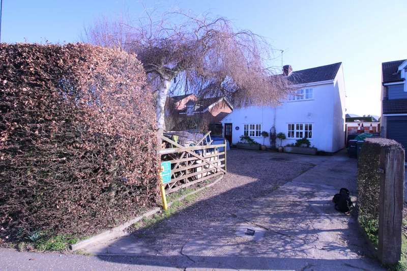 4 Bedrooms Detached House for sale in Colchester Road, Coggeshall