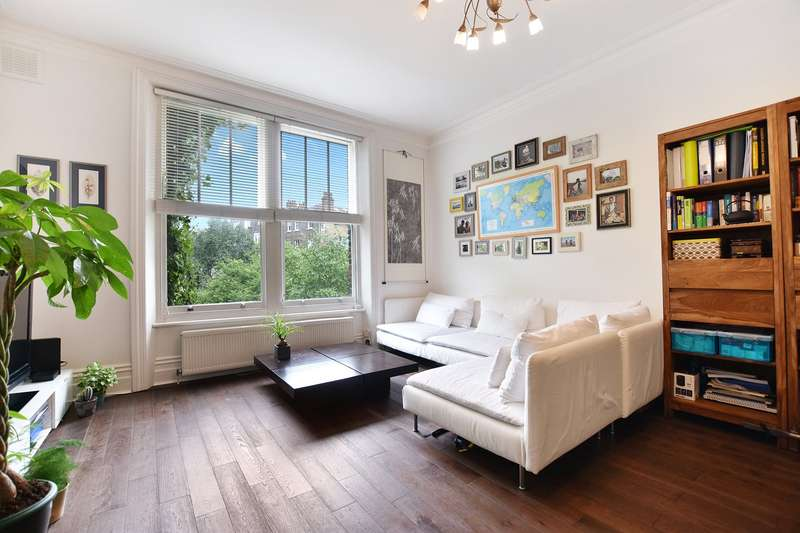 1 Bedroom Flat for sale in Compayne Gardens, London, NW6