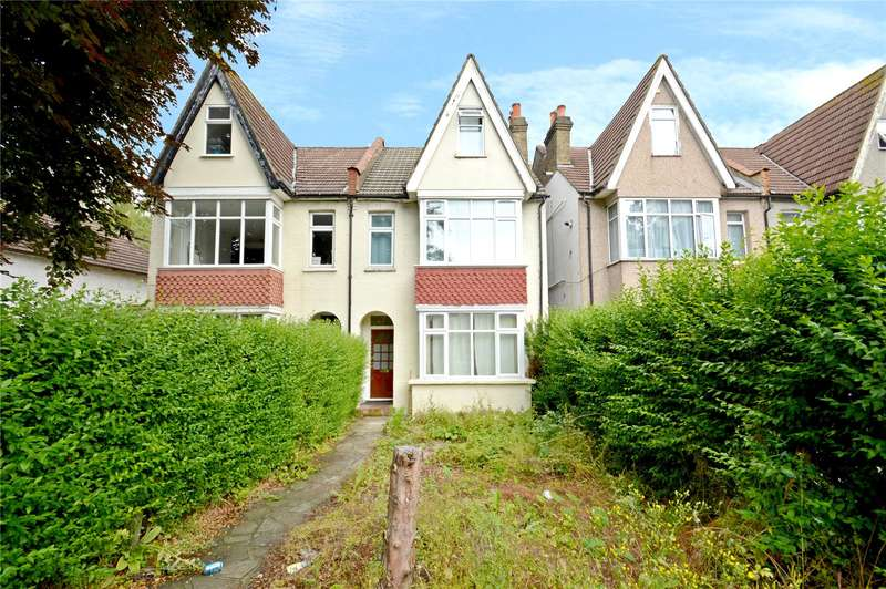 6 Bedrooms Semi Detached House for sale in Lower Addiscombe Road, Croydon