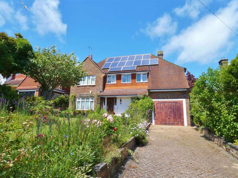 3 Bedrooms Detached House for sale in Garnet Drive, Eastbourne