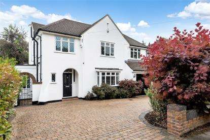 5 Bedrooms Detached House for sale in Lynwood Grove, Orpington