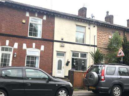 2 Bedrooms Terraced House for sale in Bolton Road, Radcliffe, Manchester, Greater Manchester, M26
