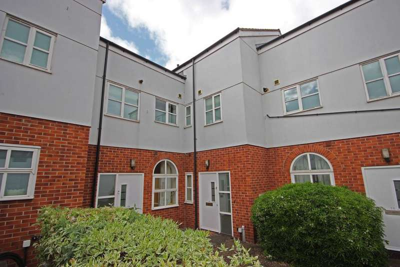 2 Bedrooms Town House for sale in Adcocks Close, Loughborough