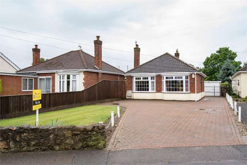 2 Bedrooms Detached Bungalow for sale in Eastwood Road, Boston, Lincolnshire