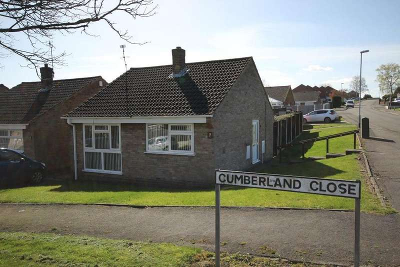 1 Bedroom Bungalow for sale in Cumberland Close, Westwood, NG16 5JR