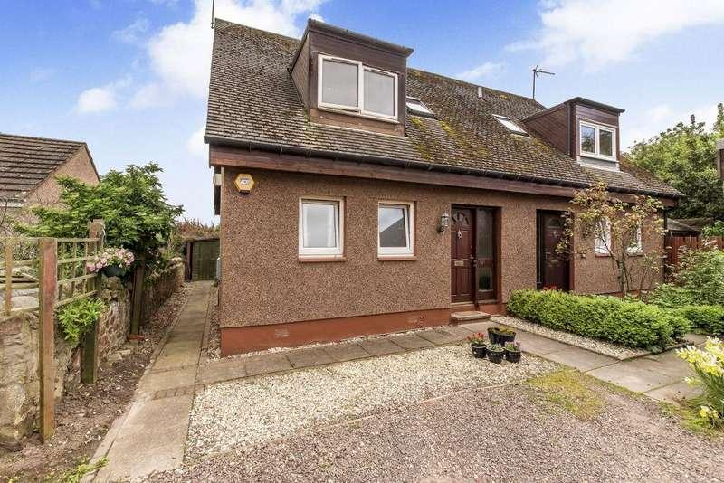 3 Bedrooms Semi Detached House for sale in 19C Belhaven Road, Dunbar, EH42 1DD