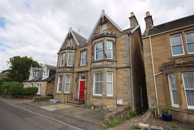 5 Bedrooms Maisonette Flat for sale in Top Flat Upper Kinnear, Kinnear House, Cupar, Fife, KY15