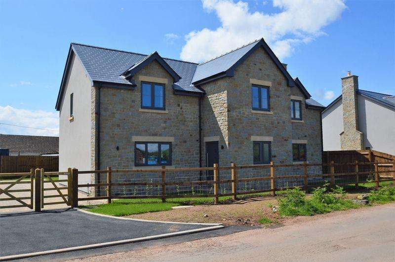 4 Bedrooms Detached House for sale in Bream, Lydney, Gloucestershire