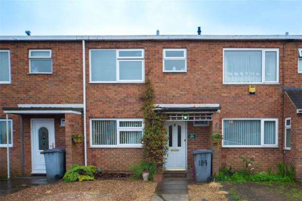 3 Bedrooms Terraced House for sale in Whitley Wood Road, Reading, Berkshire