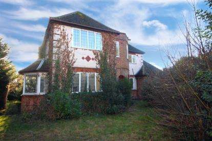 3 Bedrooms Detached House for sale in Thrapston Road, Brampton, Huntingdon, Cambridgeshire