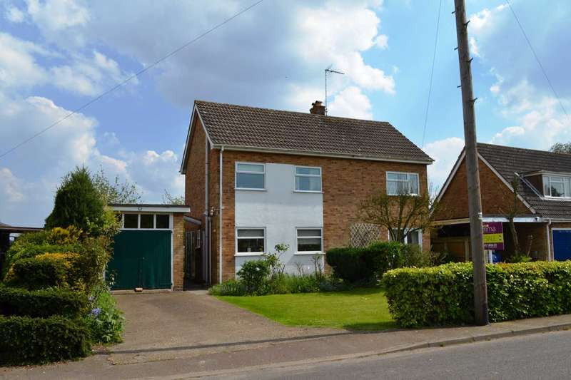 4 Bedrooms Detached House for sale in Listers Road, Upwell PE14