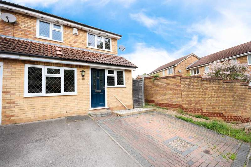 2 Bedrooms End Of Terrace House for sale in Simmonds Close, Bracknell