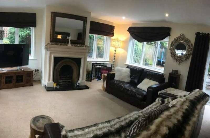 3 Bedrooms Detached House for rent in The Tennis Lodge North Jesmond Avenue, Jesmond, Newcastle Upon Tyne NE2