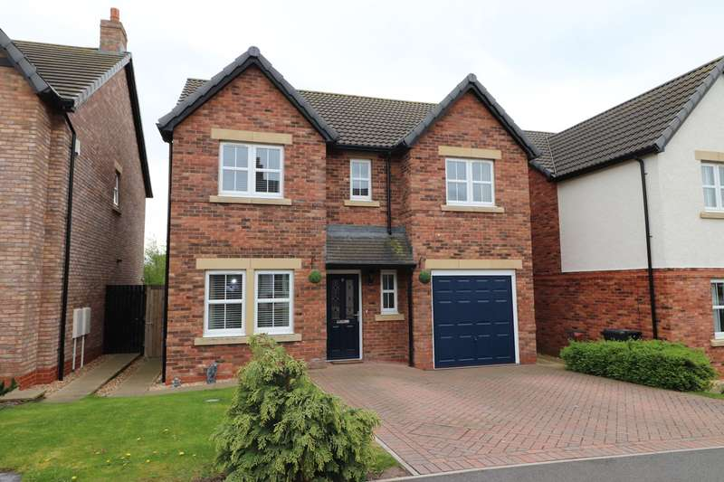 4 Bedrooms Detached House for sale in Charlton Way, Kingstown, Carlisle, CA6