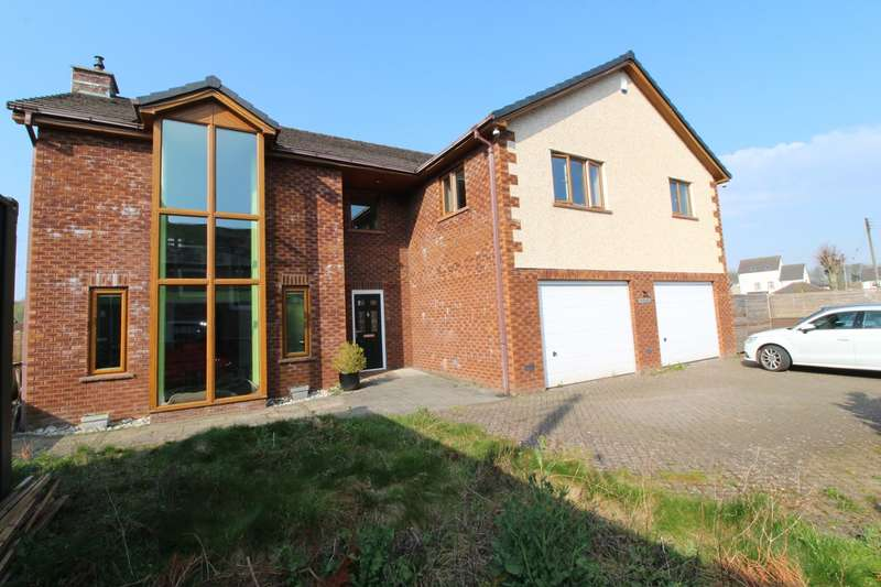 4 Bedrooms Detached House for sale in Skirsgill Lane, Eamont Bridge, PENRITH, CA10