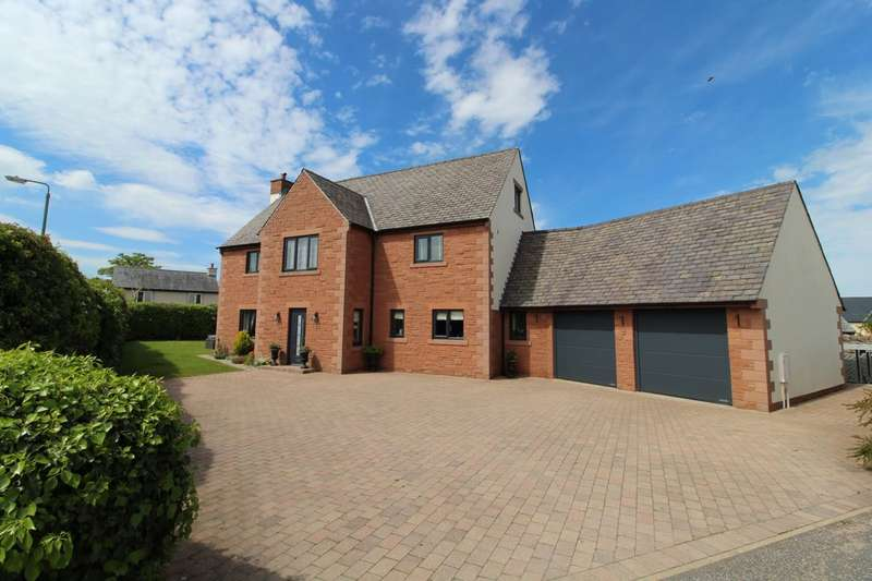 4 Bedrooms Detached House for sale in Morland, Penrith, CA10