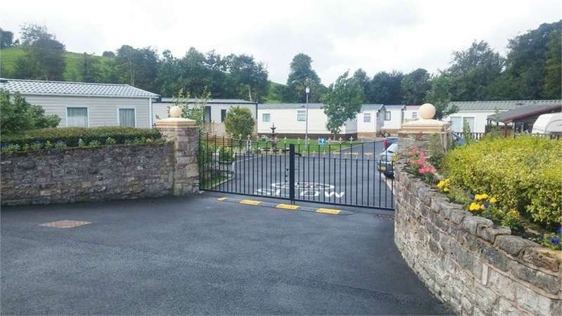 2 Bedrooms Park Home Mobile Home for sale in Brigham Holiday Park, Brigham, Cockermouth, CA13