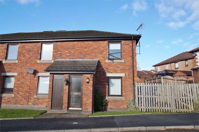 2 Bedrooms Flat for sale in Helmsley Close, Penrith, CA11