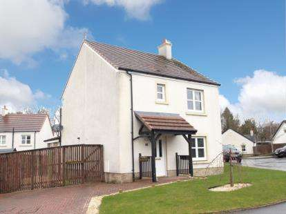 3 Bedrooms Detached House for sale in Netherplace Quadrant, Mauchline
