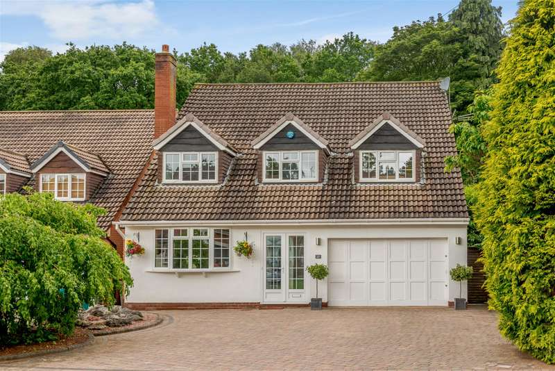 5 Bedrooms Detached House for sale in Catherine Drive, Sutton Coldfield, B73 6AX