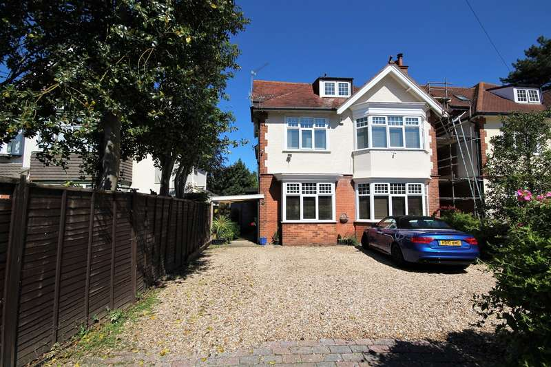 7 Bedrooms Detached House for sale in Kings Park Road, Bournemouth, BH7