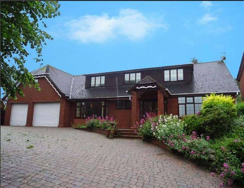 3 Bedrooms Detached House for sale in Church Street, Earl Shilton