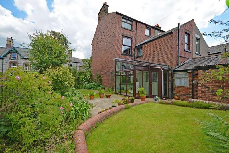 4 Bedrooms Terraced House for sale in Clarence Street, Ulverston