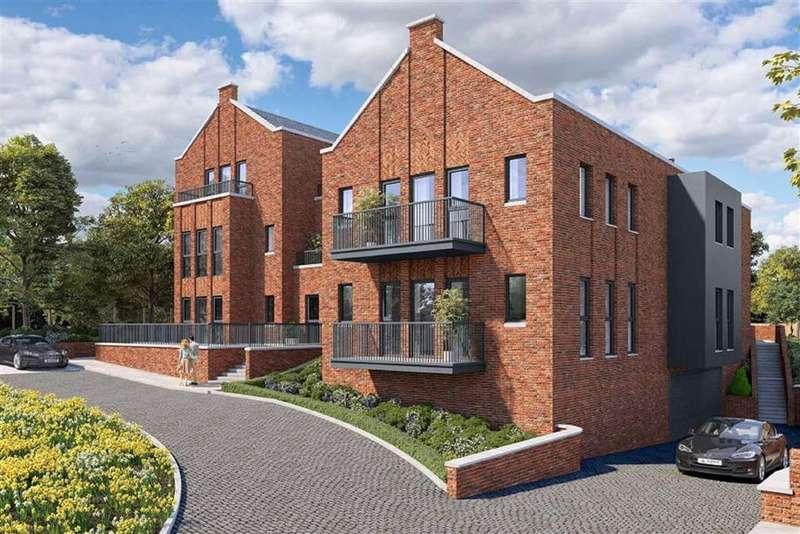 3 Bedrooms Apartment Flat for sale in Watford Road, Radlett, Hertfordshire