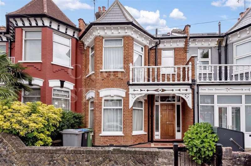 3 Bedrooms Terraced House for sale in Normanby Road, London, NW10