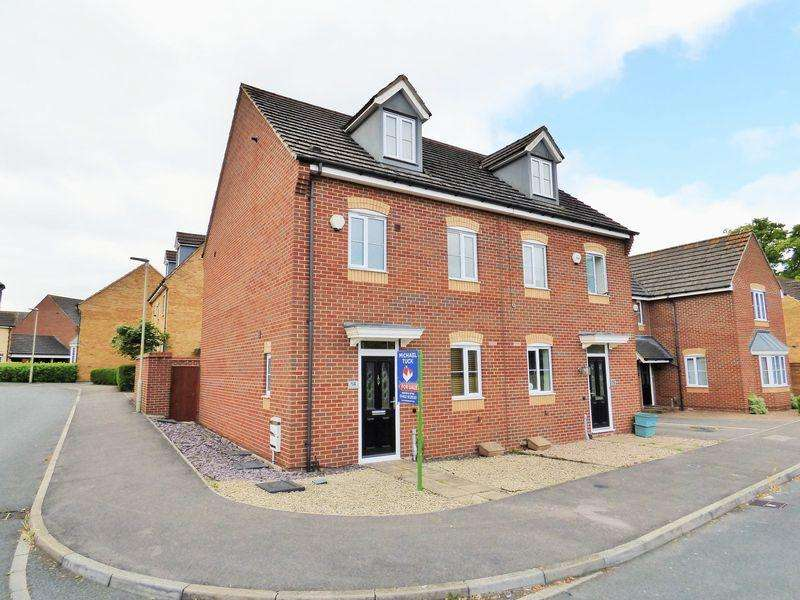 4 Bedrooms Semi Detached House for sale in Youngs Orchard, Abbeymead, Gloucester