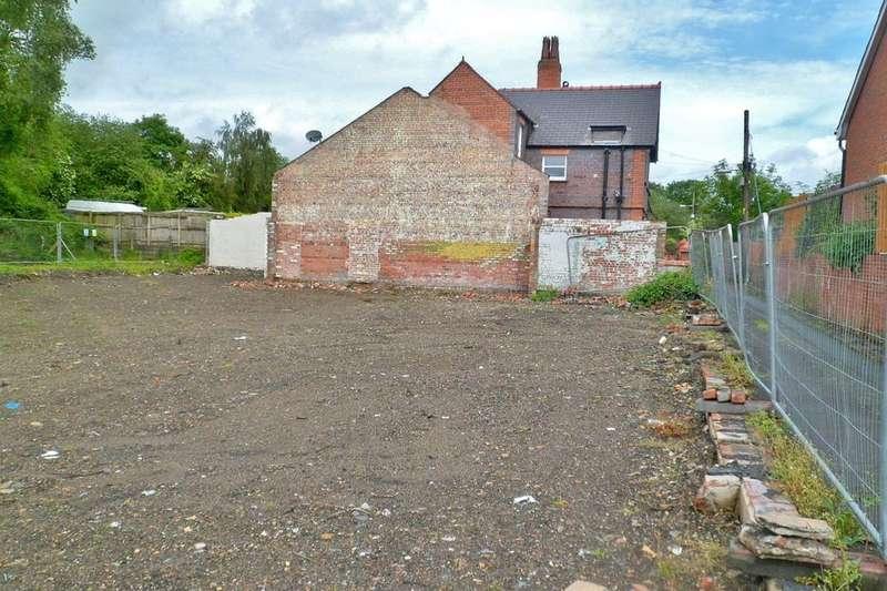 Land Commercial for sale in Llangollen Road, Acrefair, Wrexham, LL14