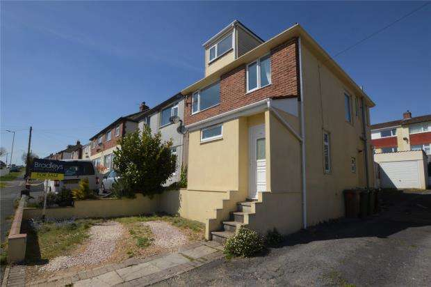 3 Bedrooms Semi Detached House for sale in Crossway, Plymouth, Devon
