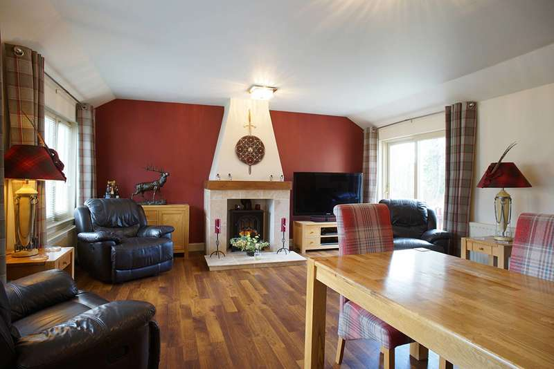 2 Bedrooms Semi Detached House for sale in The Highland Club St. Benedicts Abbey, Fort Augustus, Inverness-shire, Highland, PH32 4DE