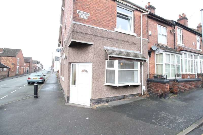 4 Bedrooms Property for sale in Dartmouth Street, Burslem, Stoke-On-Trent, ST6