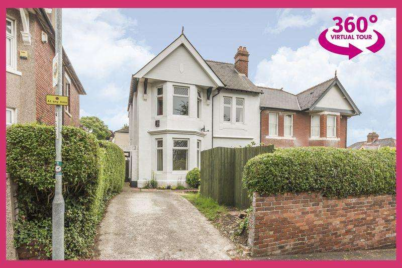 3 Bedrooms Semi Detached House for sale in Dewsland Park Road, Newport - REF# 00006738 - View 360 Tour at